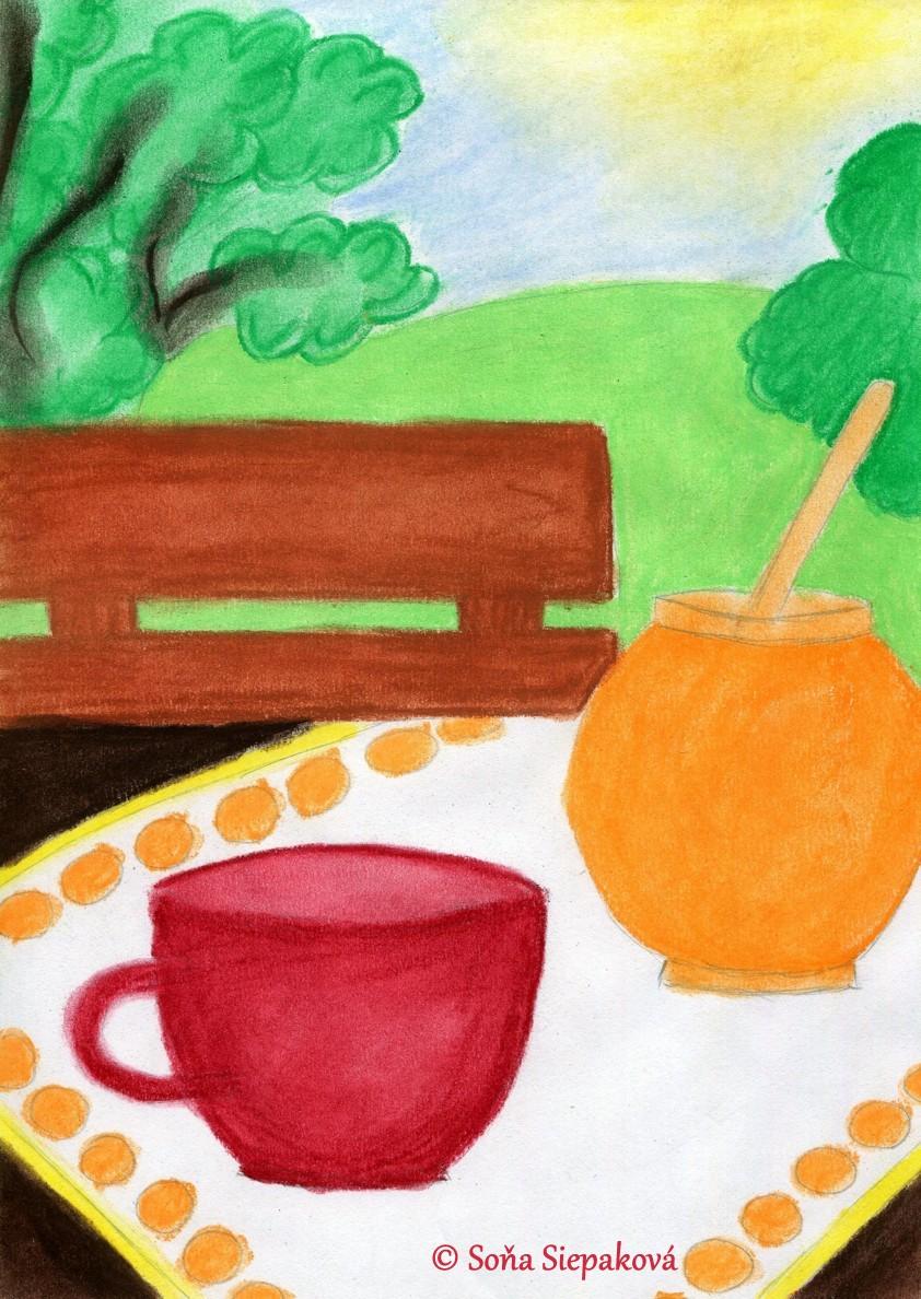 Čaj s medem, Pozitivní zpěvník