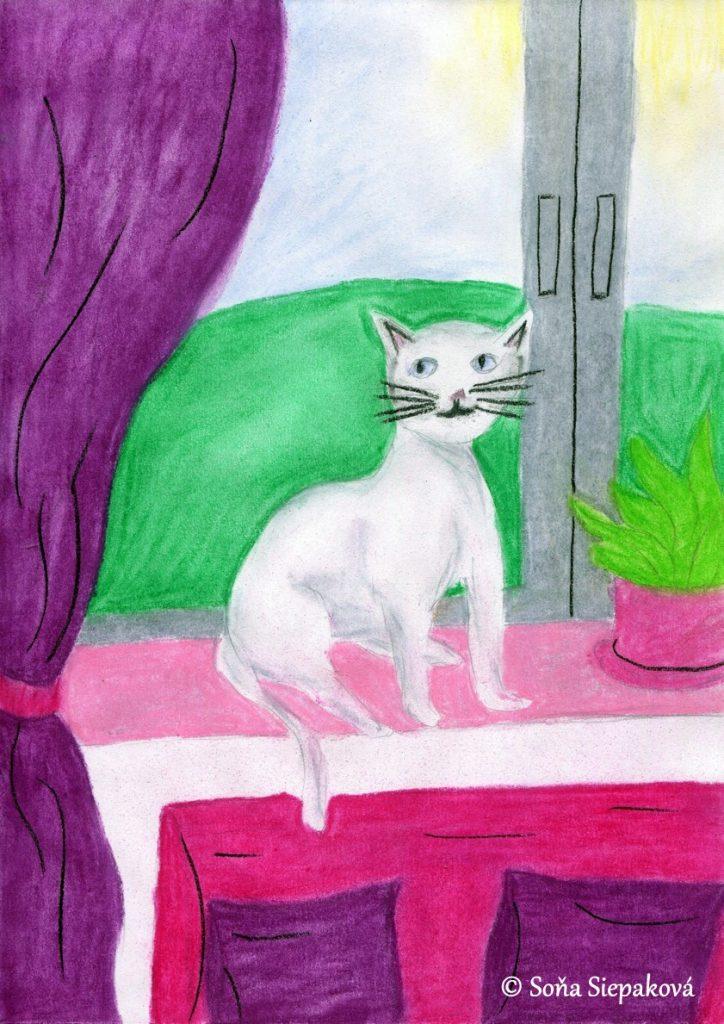 Vděčná kočičkám z Pozitivního zpěvníku