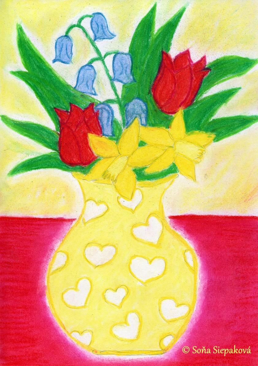 Kytice květin, Pozitivní zpěvník