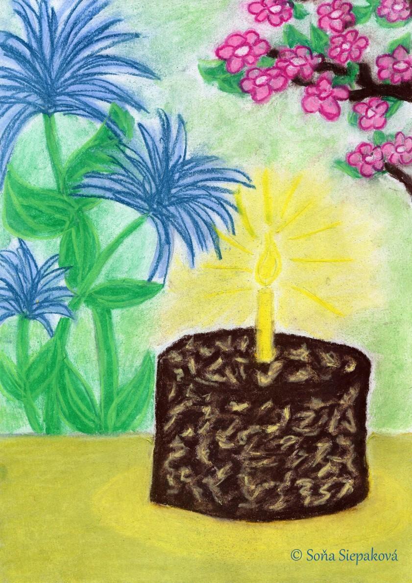 Narozeninový dort, Pozitivní zpěvník