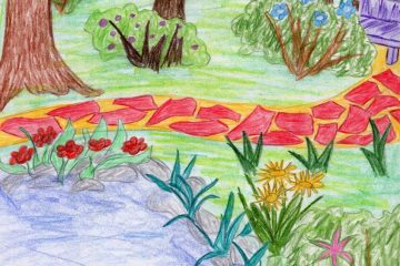 Kapitola 15 románu Milovaná Sluncem: Škola