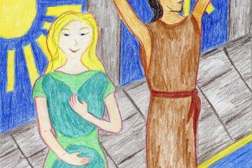 Kapitola 3 románu Milovaná Sluncem: Škola