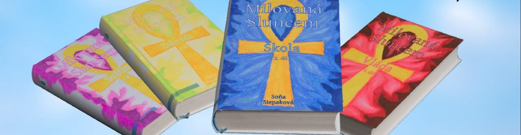 Román Milovaná Sluncem